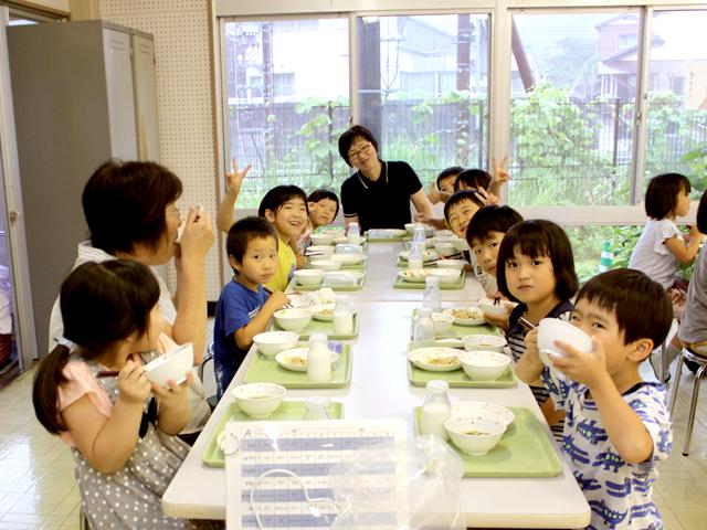 学校給食2
