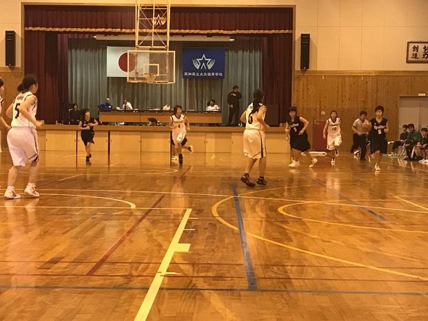 高吾・幡多地区中学校バスケットボール大会女子3位!!