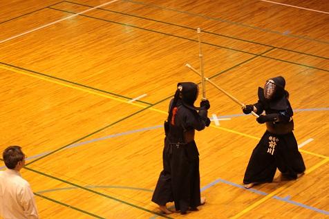 第61回県中学校剣道春季大会初戦敗退