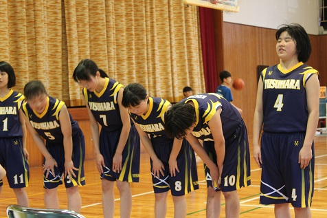 中央支部大会 バスケット女子優勝!!
