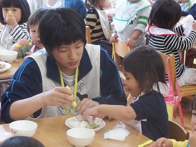 8年生 職業体験学習始まる。