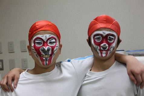 メイキング京劇