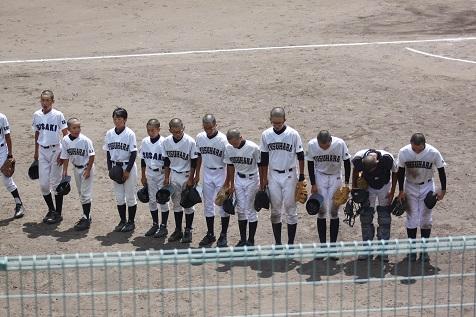 第69回高知県中学校野球選手権大会結果報告