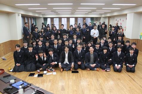 教育講演会が行われました。
