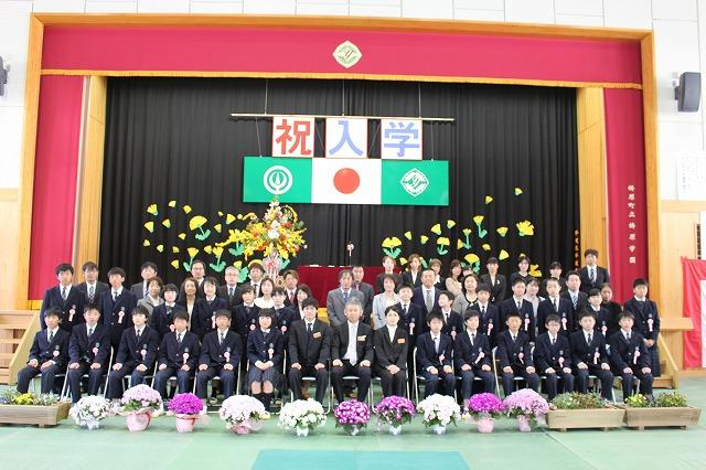 2019年度入学式